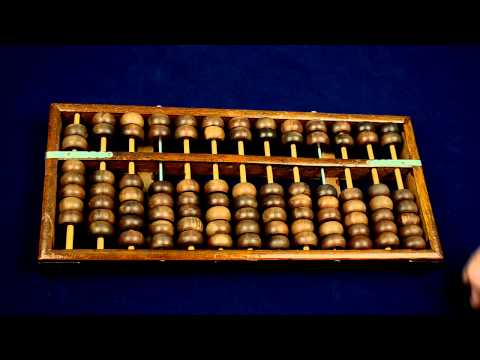 Abacus Tutorial: 1 Basic function