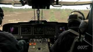 SKYFALL VIDEOBLOG: HELICOPTERS