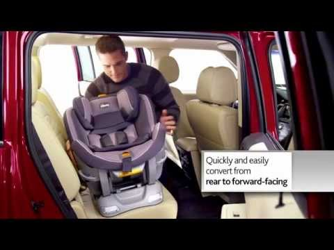Introducing The Chicco NextFit Car Seat