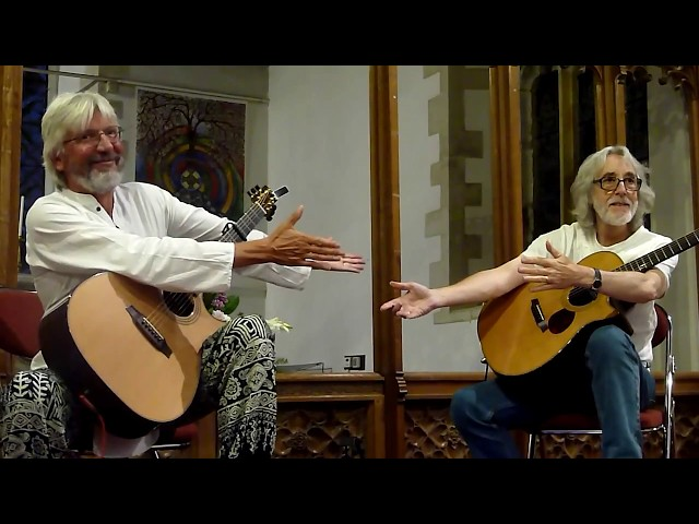 Gordon Giltrap and Nick Hooper play Maddie Goes West
