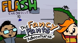 Fancy Pants Adventures: Flash Chronicles