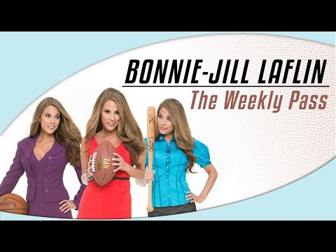 NBA & NHL Playoffs 2nd Round, NFL Draft   BonnieJill Laflin's The Weekly Pass  AfterBuzz TV
