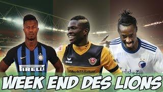 Performances des Lions ce Week End: Dame Ndoye buteur, Diallo enchaine les matchs #7