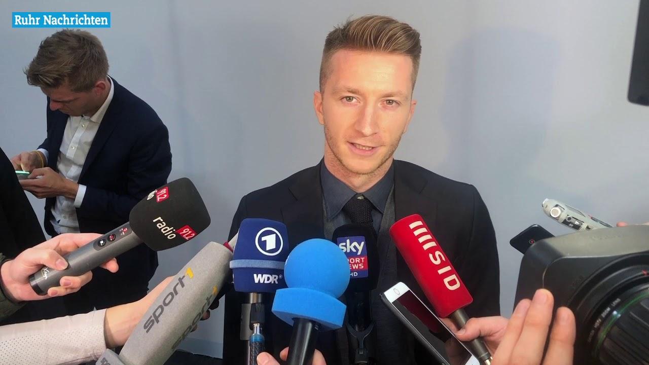 BVB-Kapitän Reus über Krise, Favre und Barcelona