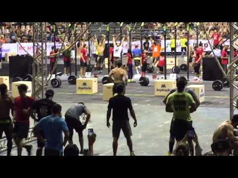 Monstar Games Brasília 2015 - RX times M - evento 5 - TemploSA Crossfit - @tato_outor