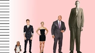 how tall is justin bieber?   celebrity height comparison