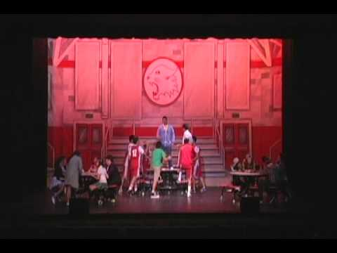 High School Musical - Stick to the Status Quo (Red Cast)