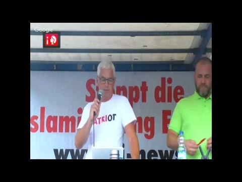 31.07.2017 PEGIDA live vom Altmarkt Dresden
