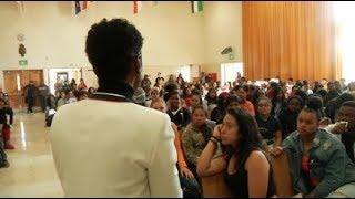 Sheryl Grant - How to Build Community - Hayward High School