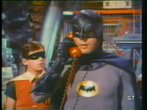 1967 Batman and Robin Open of the ABC Fall Schedule Special