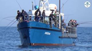 Wyprawa na dorsze | Władysławowo 1 maj 2016 | Morze Bałtyckie