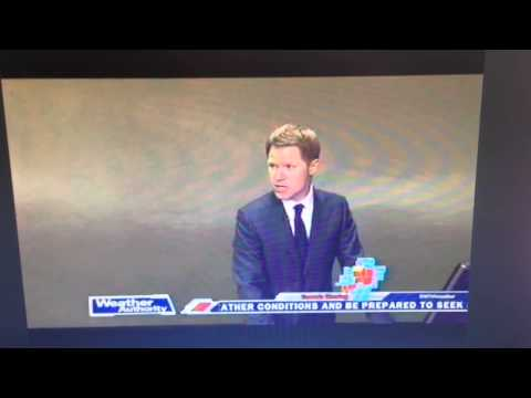 WTVA TV in Tupelo evacuates due to approaching tornado
