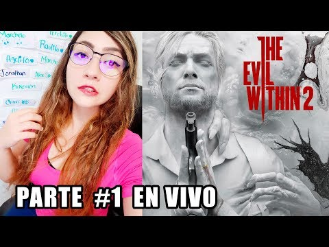 The Evil Within 2 En vivo Parte #1 | Viryd in the mirror