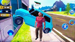 Grand Town Driver Auto Racing (game by Biceps) Android Gameplay Trailer