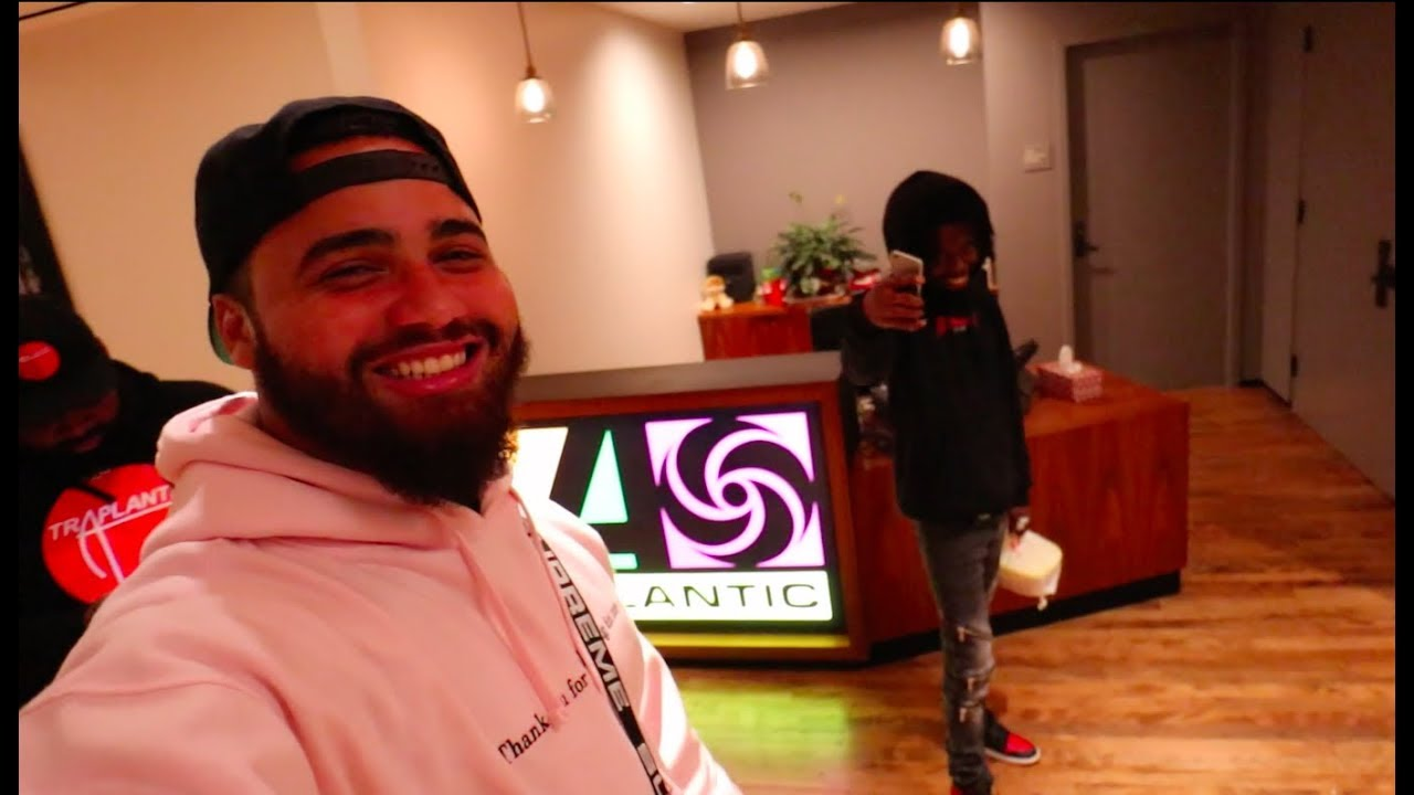 HOW TO GET SIGNED TO ATLANTIC RECORDS !!