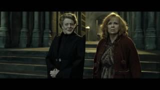 Harry Potter und die Heiligtümer des Todes - Teil 2 Mcgonagall sichert Hogwarts [German]