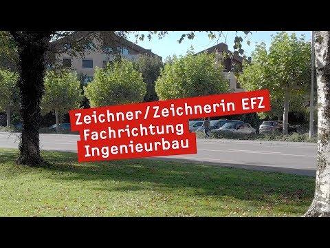 Zeichner/Zeichnerin EFZ Fachrichtung Ingenieurbau