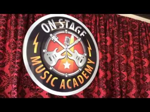 On Stage Music Academy Performance Lab Session