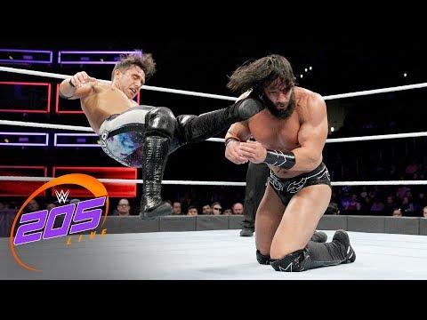 Noam Dar vs. Tony Nese: WWE 205 Live, Nov. 21, 2018