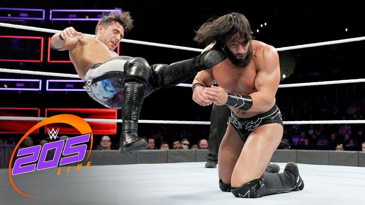 Download Noam Dar vs. Tony Nese: WWE 205 Live, Nov. 21, 2018