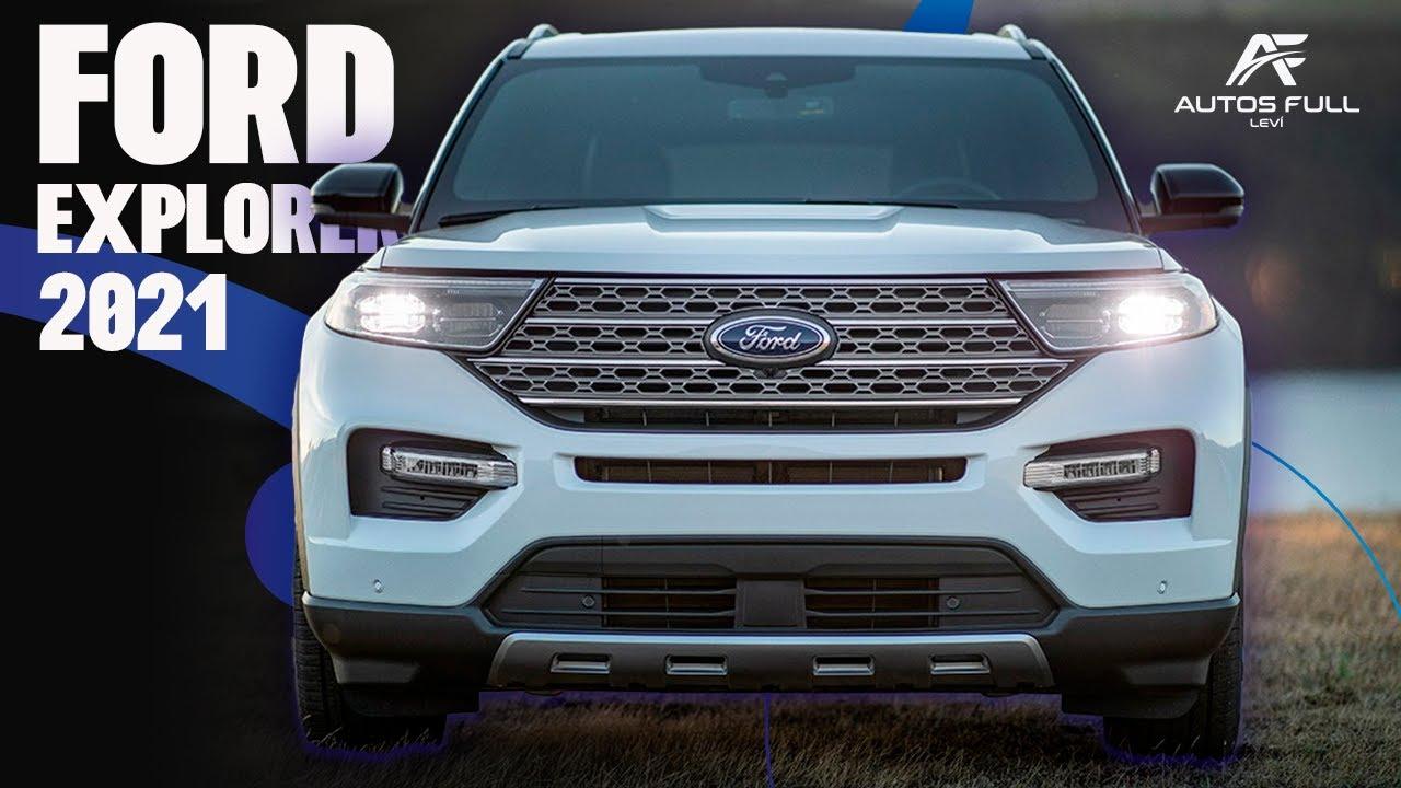 Ford Explorer 2021 | Ahora sí es Segura - Reseña Corta
