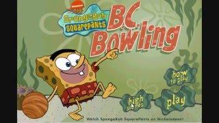 Spongebob squarepants games play - Bowling games for kids
