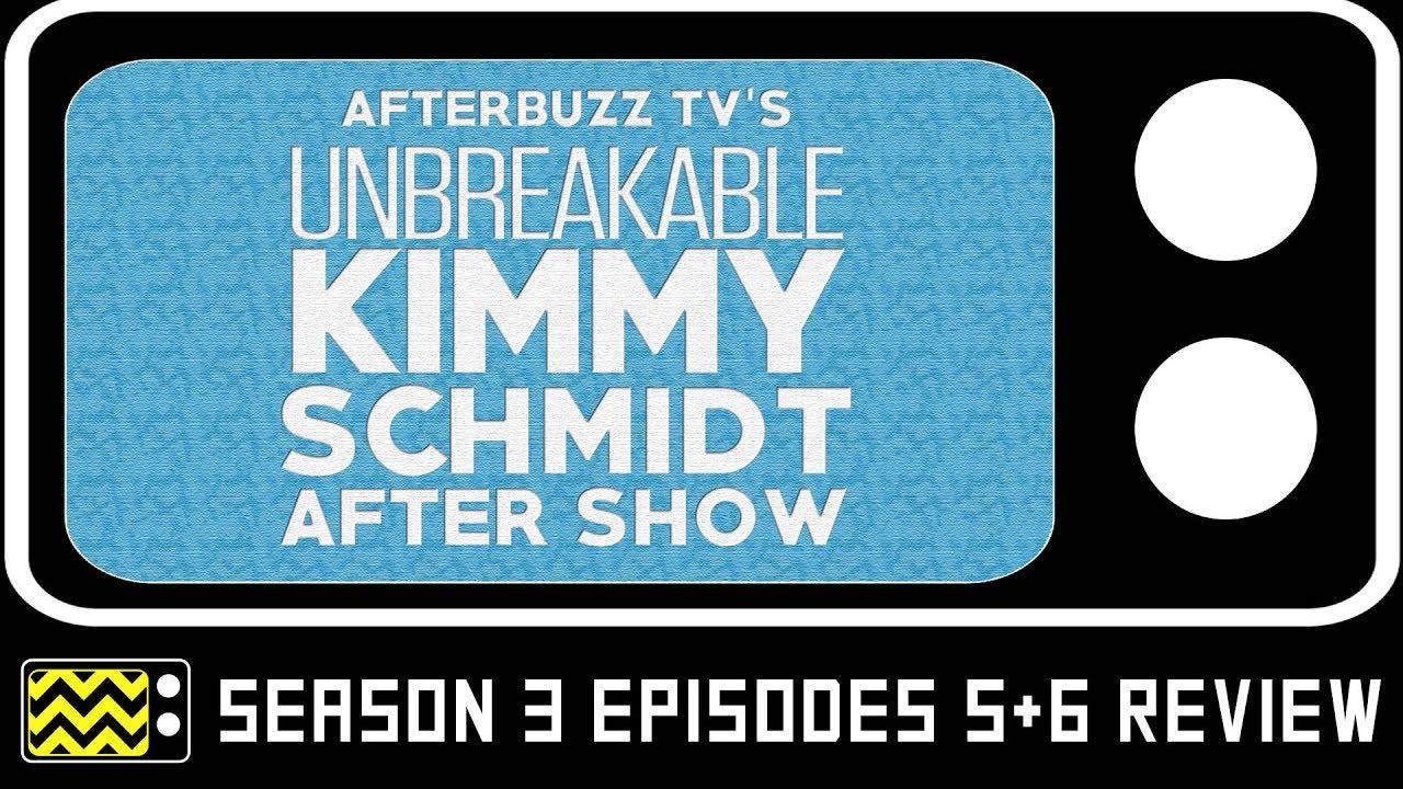 Download Unbreakable Kimmy Schmidt Season 3 Episodes 5 & 6 Review & After Show   AfterBuzz TV