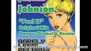 """Justin Johnson """"Feel It"""" (BLR004)"""