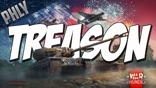 Video ROCKETS' RED GLARE MASSACRE - July 4TH!  (War Thunder Tanks Gameplay) download MP3, 3GP, MP4, WEBM, AVI, FLV November 2017