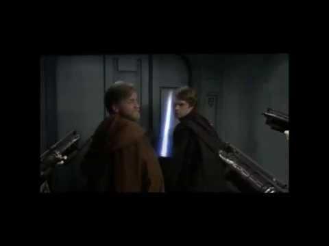 Star Wars Obi-Wan, Anakin: Roger Roger