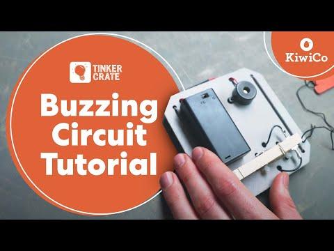 Make Buzzing Circuits