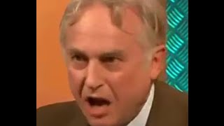 Repeat youtube video Richard Dawkins exploding at bullshit in the Bible