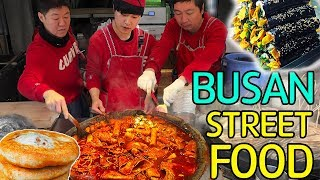 TRADITIONAL Korean STREET FOOD…