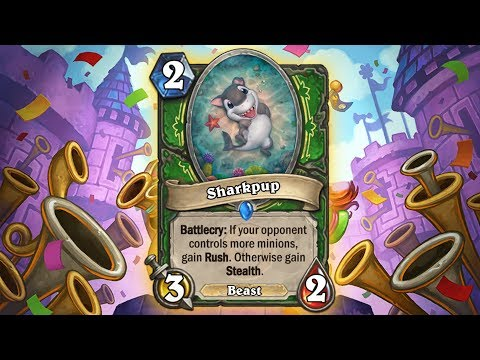 Cutest Fan-Made Hearthstone Cards