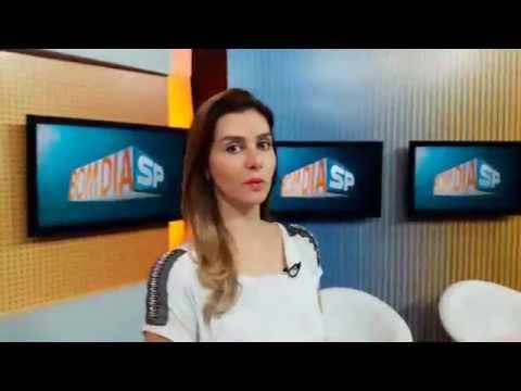 Transmissão ao vivo pelo celular do Bom Dia São Paulo, Tatyana Jorge,Toninho Pinheiro,#TP