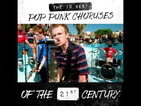 The 10 Best Pop Punk Choruses of the 21 st Century by Billboard