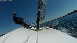 Blaze sailing - Back from Lockdown