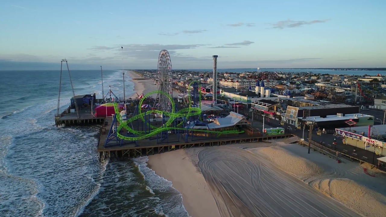 Seaside Heights New Jersey Live Beaches