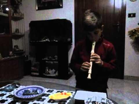 TITANIC colonna sonora flauto dolce
