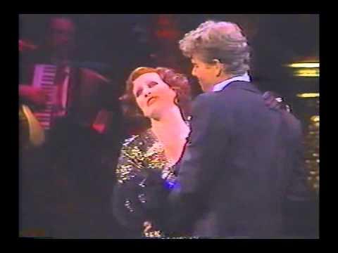 The Perfect Year {Sunset Blvd ~ Broadway, 1994} - Glenn Close & Alan Campbell