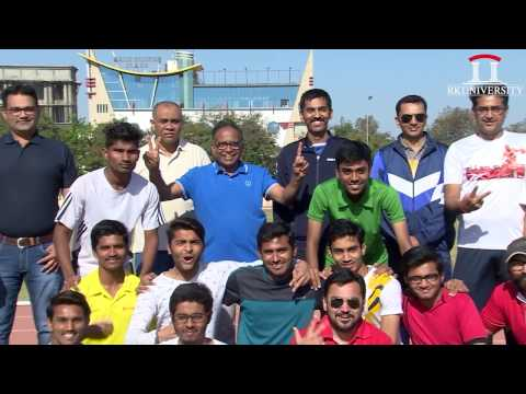Galore 2017 - The Annual RK University Fest | 4th March 2017 | Sports Finale