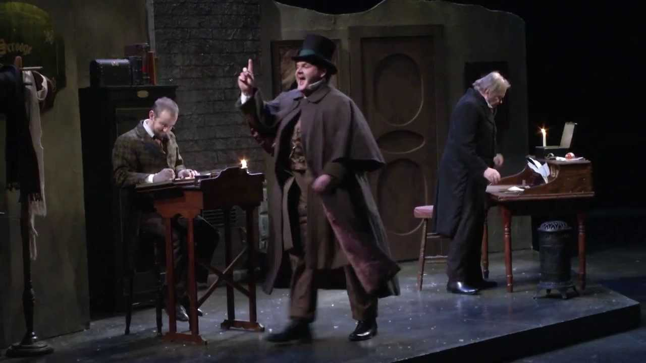 Christmas Carol 2020 Louisville First Look: A Christmas Carol at Actors Theatre of Louisville 2013