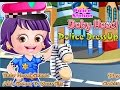 Police Station Baby Hazel Police Dress Up - Dress Up Makeup Kids Games for Girls