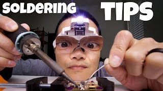 10 Soldering Tips to Instantly Improve Your Soldering Skills