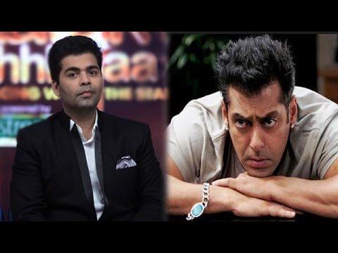 Salman Khan Apparently Threatened Karan Johar For Leaving Movie 'Shuddhi' | HOT GOSSIP