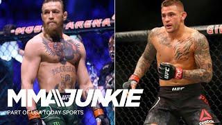 MMA Junkie staff breaks down possible results of McGregor vs. Poirier 2   MMA Junkie