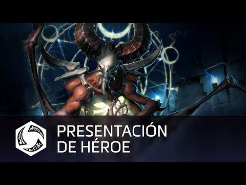 Presentación de héroe: Mefisto (subtítulos ES)