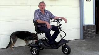 EW 20 Mobility Scooter Review