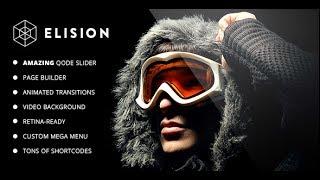 Elision Wordpress Theme Review & Demo | Retina Multi-Purpose WordPress Theme | Elision Price & How to Install