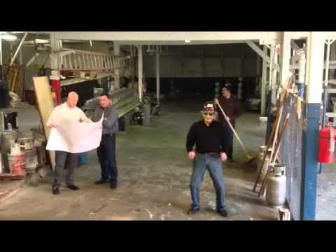 Harlem Shake (Schnoll Painting Office Style)